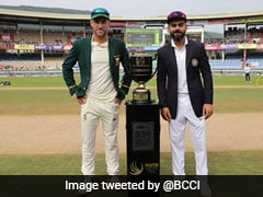 India vs South Africa: Faf Du Plessis Might Send Substitute For Toss In Ranchi. Here