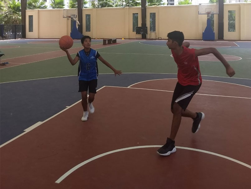 Student From Noida-Based School Selected For NBA Academies