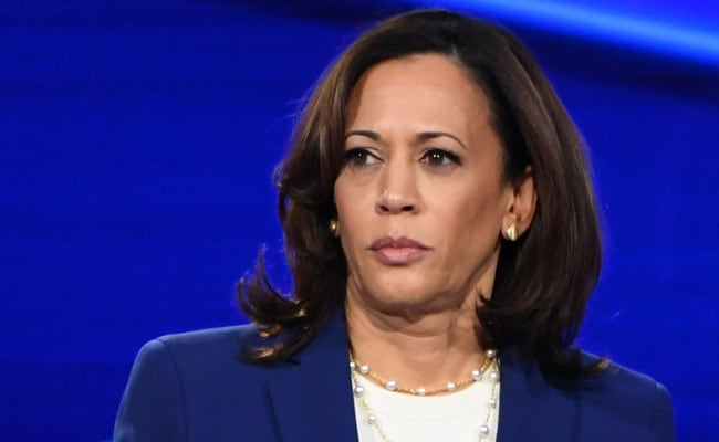 """Not That Simple"": Twitter Tells Kamala Harris Won't Suspend Trump Handle"