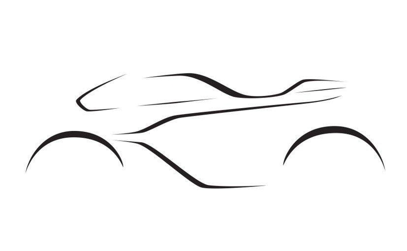 New Brough Superior teased by Aston Martin