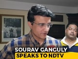 Video : Virat Kohli Is Very Passionate About NCA: Sourav Ganguly