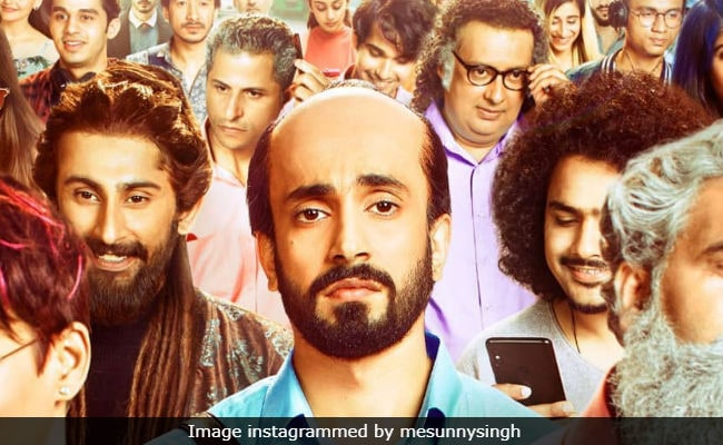 Ujda Chaman Movie Review: Sunny Singh's Film Is A Bad Hair Day Beyond Redemption