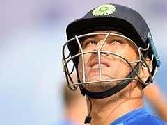 Sourav Ganguly To Discuss MS Dhoni