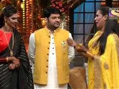 'द कपिल शर्मा शो' में आया ट्रांसजेंडर बैंड, तो कॉमेडी किंग ने पूछा- कैसे पता चलता है घर में खुशी आई...