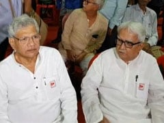 """Its <i>Inquilab</i> vs Hindutva"": CPM At Launch Of 100 Year Celebration Event"