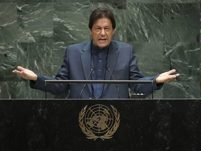 "Pakistan ""Breeding Ground For Terrorists"": Ex-India Cricketer Blasts Imran Khan"
