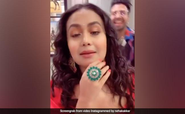 नेहा कक्कड़ ने इस पंजाबी सॉन्ग पर दिखाया नया अंदाज, Video हुआ वायरल