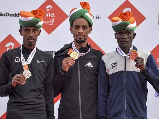 Delhi Half Marathon: Andamlak Belihu, Tsehay Gemechu Retain Titles