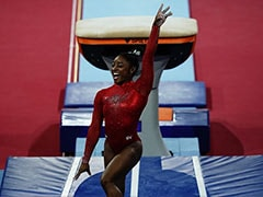 Simone Biles Wins Record-Equalling 23rd World Championship Medal