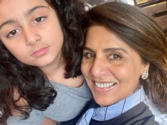 How 8-Year-Old Samara Helped Grandmom Neetu Kapoor Define 'Happiness'