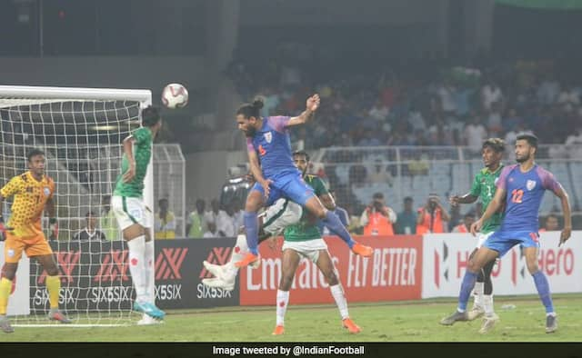 World Cup Qualifier 2022: India Vs Bangladesh Match Finished With 1-1 Draw At Salt Lake Stadium
