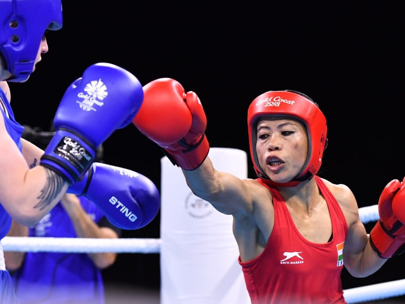 Boxing is Not Bindra's Business to Interfere: Mary Kom