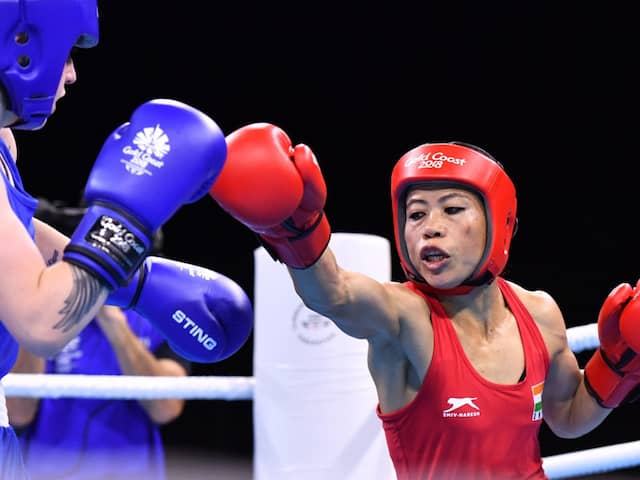 Boxing Federation Of India To Call Meeting To Solve Mary Kom-Nikhat Zareen Selection Row