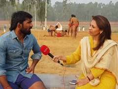"""Just 2-3 Hours Of Sleep A Day"": Yogeshwar Dutt On Life As A Politician"