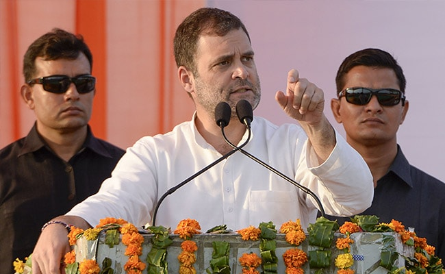 'Opened A Huge Door...': Rahul Gandhi On Supreme Court Rafale Ruling
