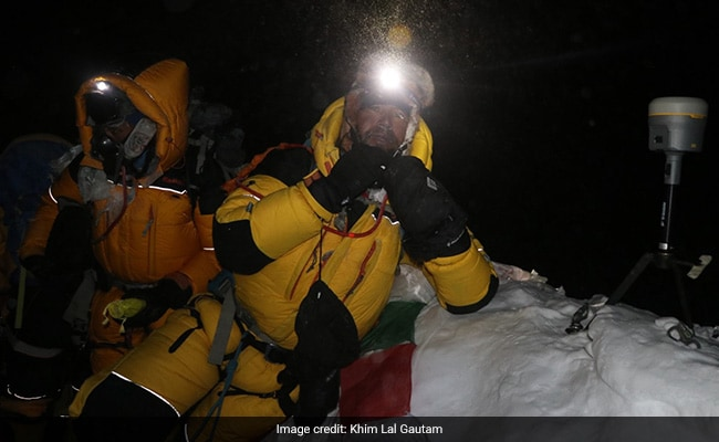Is Everest Shrinking? Nepal's Mission To Measure World's Tallest Mountain