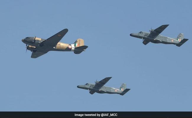 India Air Force Day 2019 Live Updates: भारतीय वायुसेना का 87वां स्थापना दिवस, आकाश में दिखाया दमखम