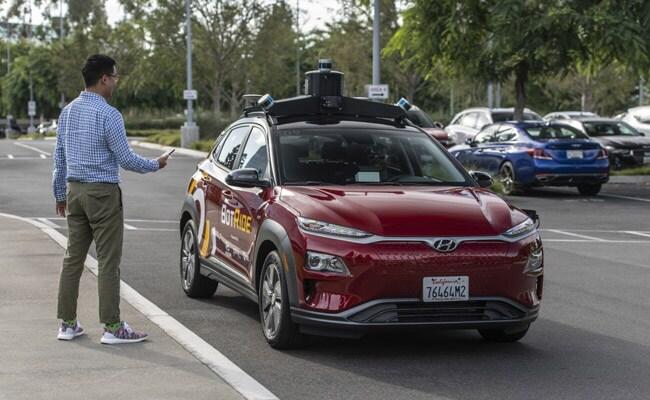 Hyundai To Test Self-Driving Car Service In US' California