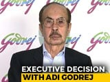 Video : Corporate Tax Cuts Have Positive Impact Only On Some Of Our Companies: Adi Godrej