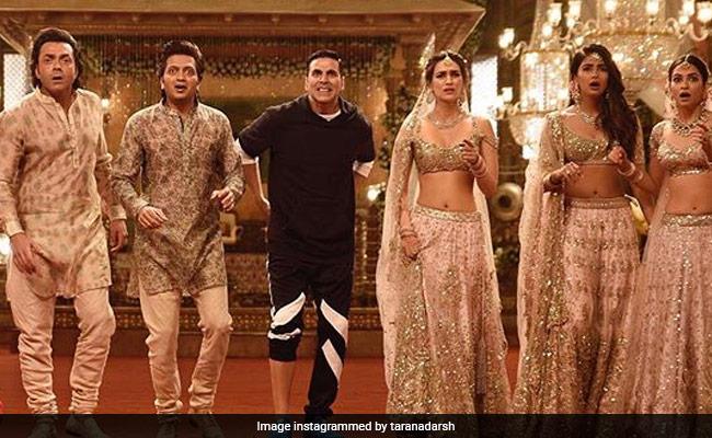 Housefull 4 Box Office Collection Day 7: अक्षय कुमार की 'हाउसफुल 4' ने 7वें दिन मचाई धूम, कमा डाले इतने करोड़