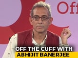 "Video : ""PM Seems To Have More Faith In Corporate Sector Than I Do"": Abhijit Banerjee On 'Off The Cuff'"