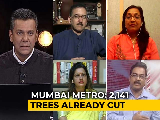 Video : Status Quo At Aarey Till October 21 Hollow Victory For Activists?