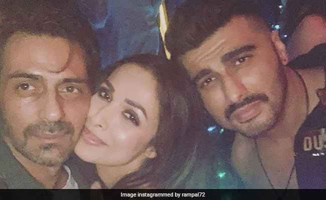 Inside Malaika Arora's 46th Birthday: She Danced. So Did Arjun Kapoor