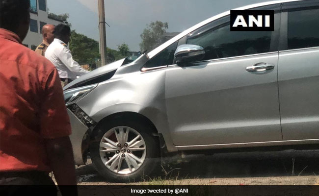 2 Cars In Raj Thackeray's Convoy Collide On Highway, No Injuries