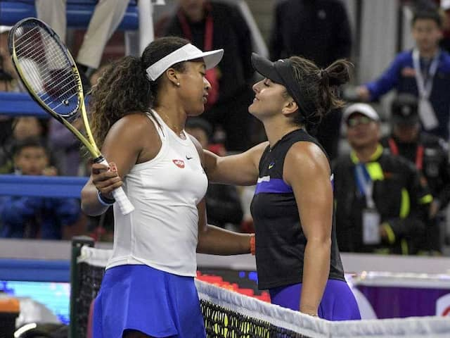 """China Open: Naomi Osaka Declares """"Im Still Here"""" After Beating Bianca Andreescu"""