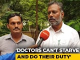 Video : 17,000 Tamil Nadu Government Doctors On Indefinite Strike