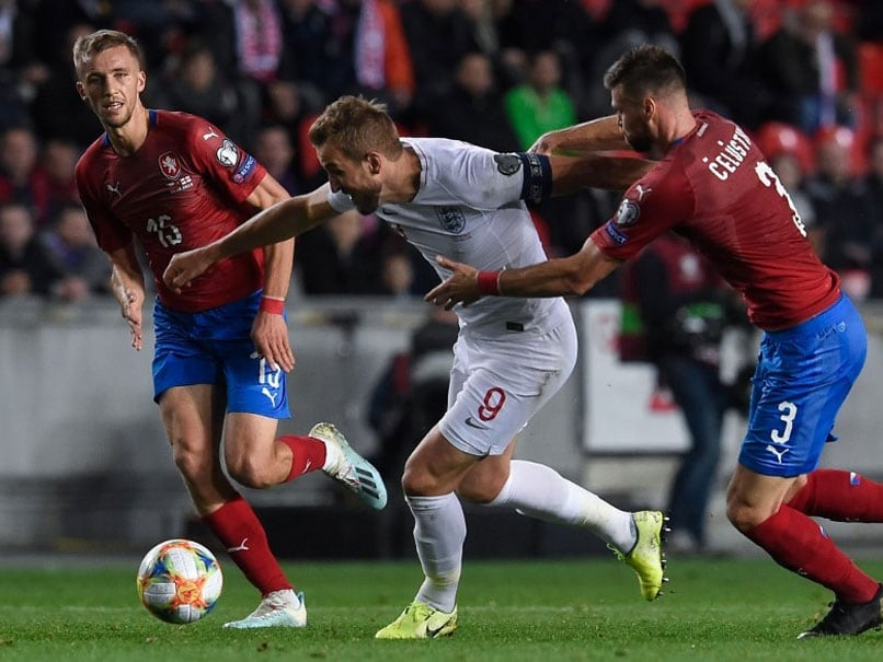Euro Qualifiers: England Slump To First Qualifying Defeat In 10 Years