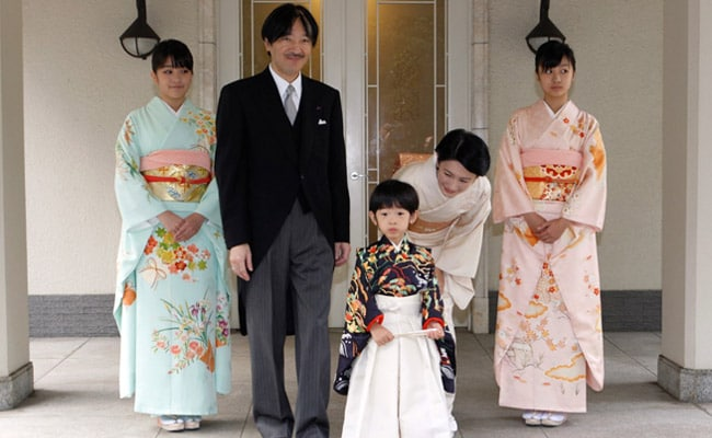 Fate Of Japan's Royal Dynasty Rests On Shoulders Of 13-Year-Old