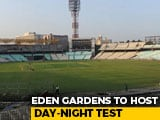 Video : First-Ever Day-Night Test In India To Be Played vs Bangladesh In Kolkata