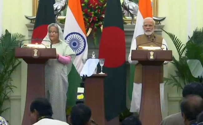 Highlights: PM Modi, Bangladesh PM Sign Multiple MoUs, Launch 3 Projects Via Video Link