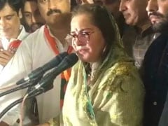 """Curse Of Women's Tears"": Jaya Prada After Azam Khan Breaks Down At Rally"