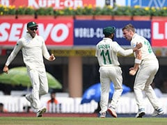Anrich Nortje Unhappy With South Africa's Performance On Day 1 Of Ranchi Test