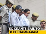Video : P Chidambaram Gets Bail In INX Media Case, Stays In Probe Agency Custody