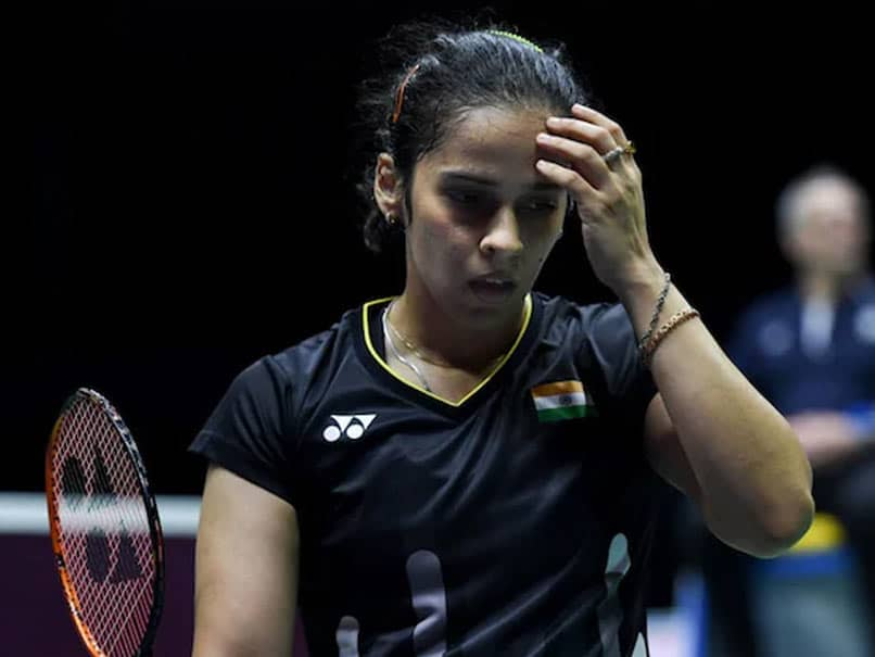 Badminton: Thats How Saina Nehwal loses in first round of Denmark Open