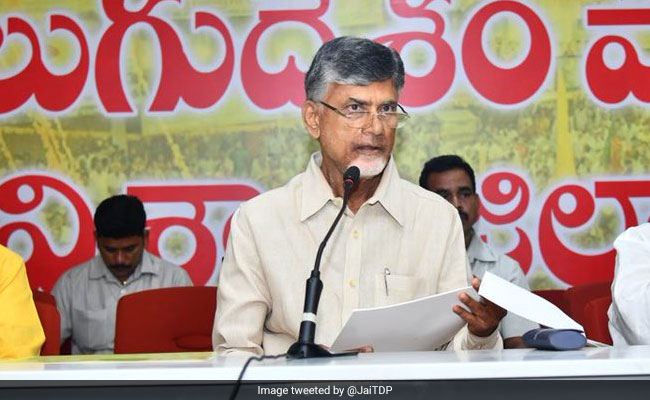 Chandrababu Naidu Asks PM To Seek Experts' Help In Vizag Gas Leak Probe
