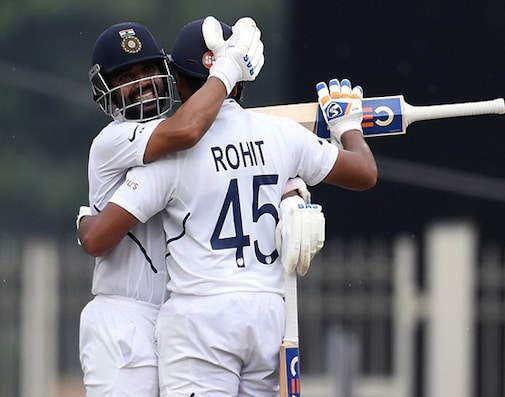 Rohit, Rahane Dominate South Africa To Put India On Top In 3rd Test