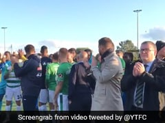 """FA Cup Tie Abandoned After Players """"Spat At, Racially Abused"""" By Crowd"""