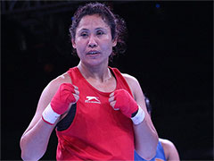 Women's World Boxing Championships: Sarita Devi Knocked Out After Losing To Natalia Shadrina In 60kg Category