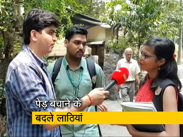 Videos : रवीश कुमार का प्राइम टाइम: आरे आंदोलन में गिरफ्तार हुए TISS छात्रों से खास बातचीत