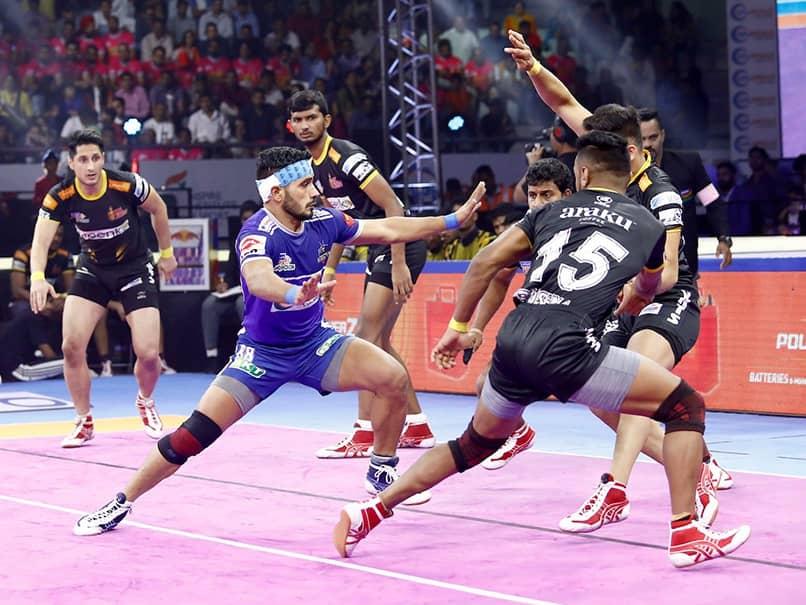 Pro Kabaddi: Jaipur Pink Panthers Beat Bengaluru Bulls, Haryana Steelers Thrash Telugu Titans