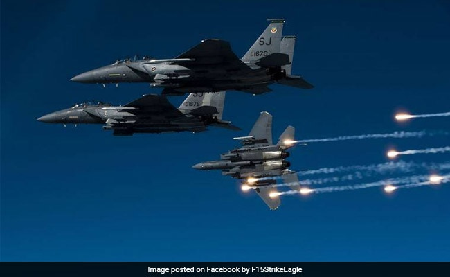 US Bombs Weapons Storage Bunker In Syria After Troops Withdraw