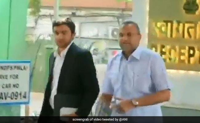 INX Media Case: 'இதுக்குத்தாங்க வந்தேன்…' - அமலாக்கத் துறையைக் கலாய்த்த Karti Chidambaram!