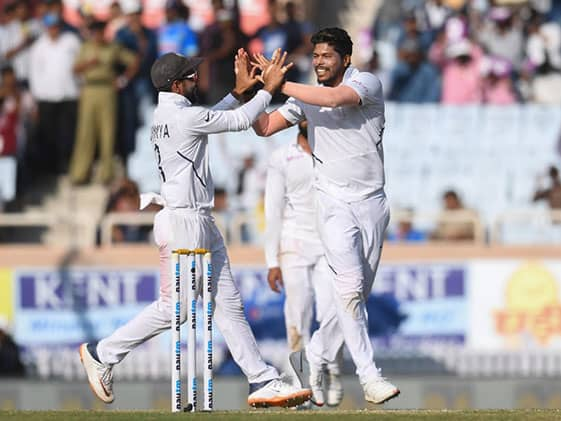 Umesh Yadav Celebrates Early Diwali, Mohammed Shami Happy To Make Batsmen Dance To His Tunes. Watch