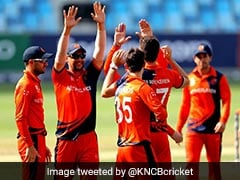Netherlands Secure T20 World Cup Spot With Win Over UAE