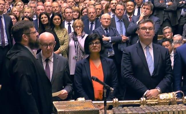 Setback For Boris Johnson, British MPs Vote To Delay Brexit Deal Decision