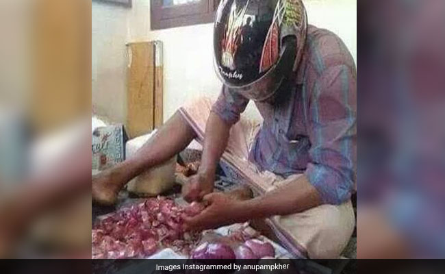No One Can Beat Indians At 'Jugaad'. Anupam Kher's Post Is Proof